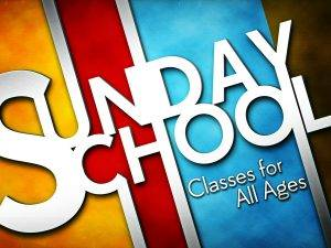 Sunday School - Cancelled until further notice @ PV United Methodist Church | Pahrump | Nevada | United States