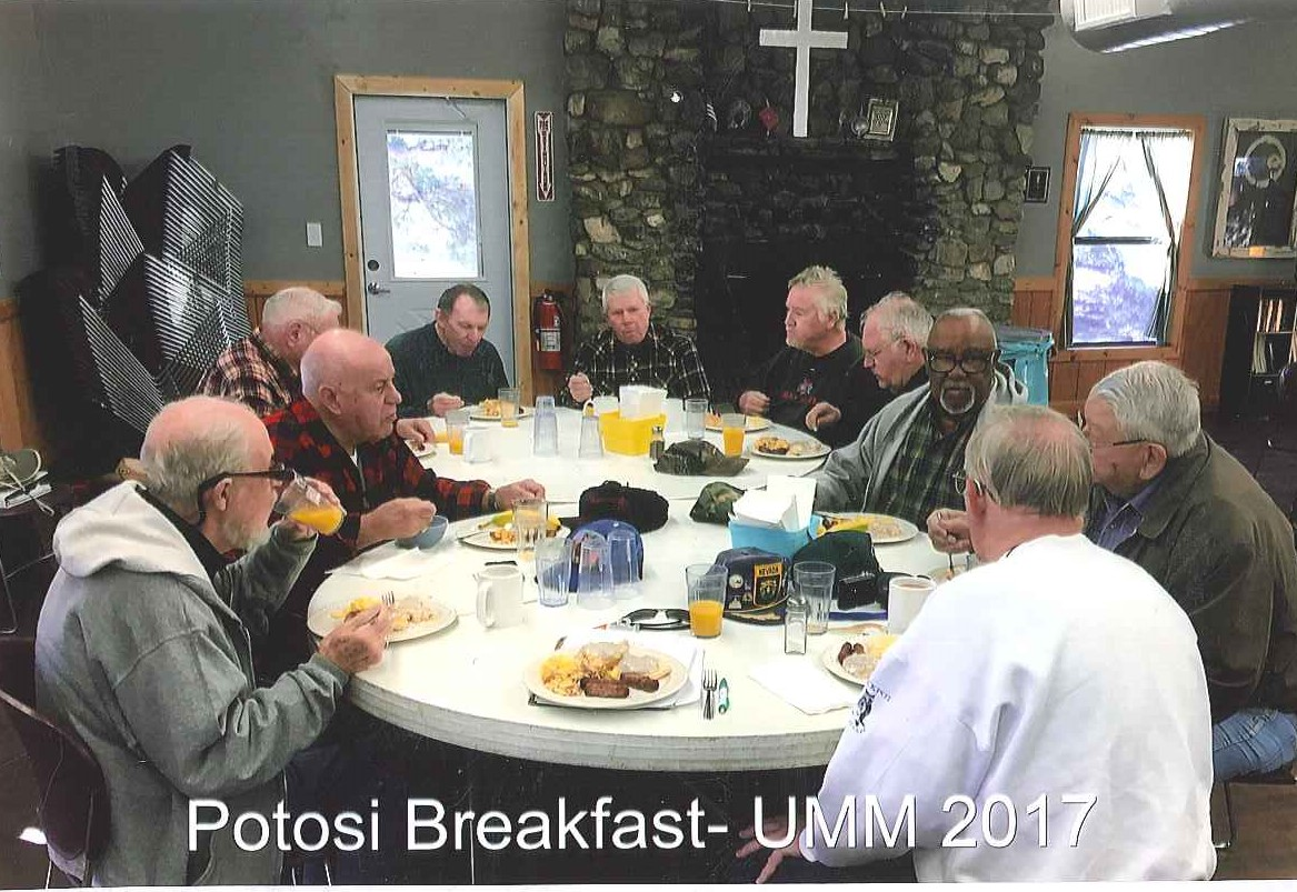United Methodist Men (UMM)
