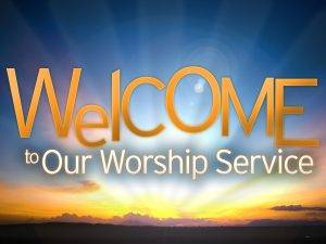 Sunday Worship Service @ PV United Methodist Church | Pahrump | Nevada | United States