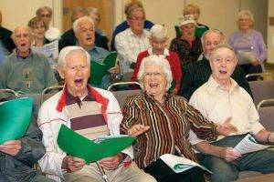 Singing Church @ Inspirations Senior Living | Pahrump | Nevada | United States