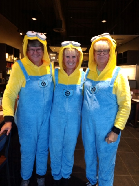 The Minion Sisters!